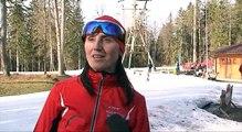 Siguldā risinās Latvijas III Ziemas Olimpiāde; pirmās sacensības – distanču slēpošanā