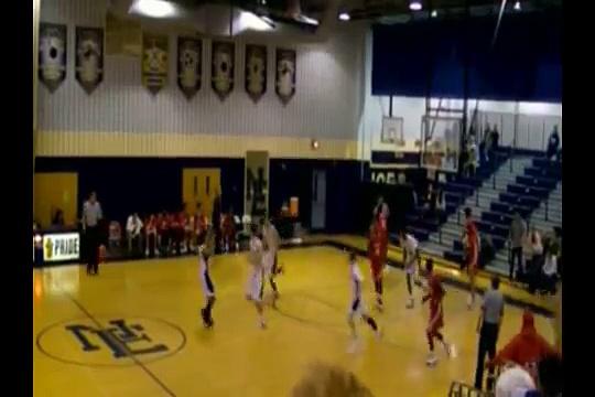 New Egypt Basketball Highlights
