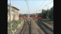 Treno Prove Archimede Linea Roma - Napoli via Cassino Secondo Tratto Tor Vergata - Zagarolo (HD)