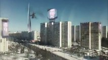 Ближайшее будущее России. Москва 2030 / The immediate future of Russia.Moscow 2030