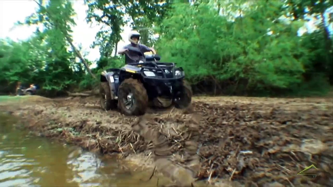 2010 Can-Am Outlander XTP 650