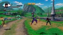 Dragon Ball Xenoverse Failing at Fighting