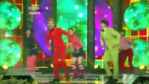 Super Junior Donghae & Eunhyuk _ Oppa, Oppa _ Special Stage 2011.12.16 _ KBS MUSIC BANK