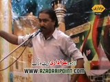 Zakir Raza Abbas Raza  Majlis 21 Ramzan 2015 Batapur Lahore