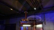 Neues von der Teslaspule: Cantina,Final Countdown, Ghostbusters (Das Labor @Ideenpark 2012)