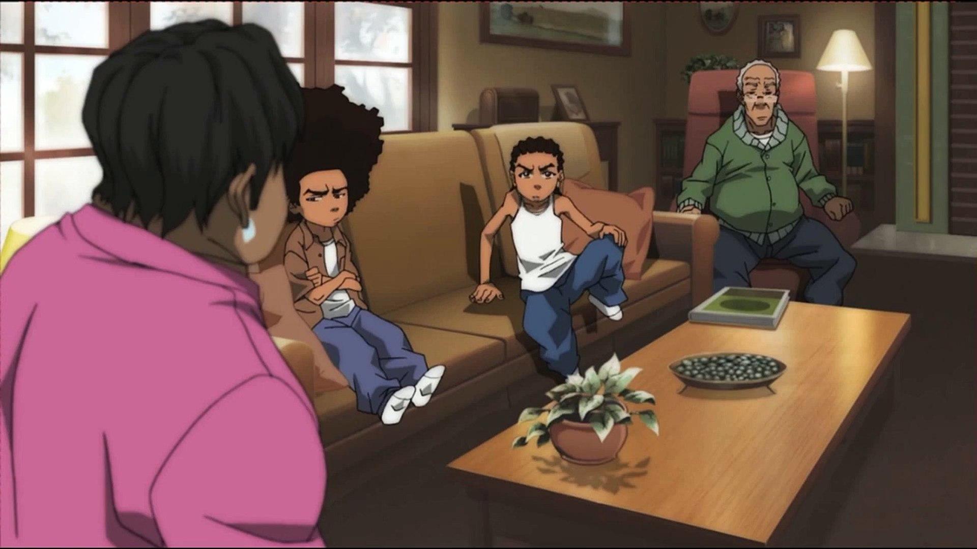 The Boondocks: Deebo (Friday)