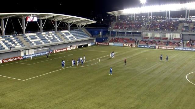CONCACAF LdC - Le gardien qui fait ''oups''
