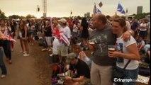 London 2012: Duran Duran play Hyde Park Olympics concert