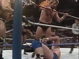 Roddy Piper, Bret Hart, Virgil, British Bulldog vs Ric Flair, The Mountie, Ted DiBiase & The Warlord (SurvivorSeries 91)