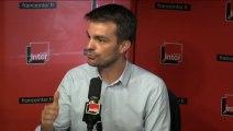 """Bruno Julliard : """"Nous n'avons pas comme obsession de faire les poches des automobilistes"""""""