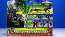 Power Rangers DINO CHARGE RAPTOR ZORD, PARA ZORD, ARMOR RANGER Power Rangers Dinosaur Toys ToyPals