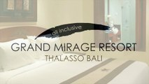 Deluxe Garden View at Grand Mirage Resort and Thalasso Bali
