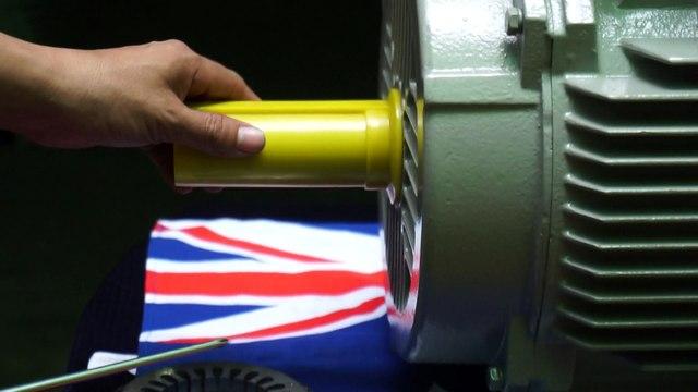 Động cơ điện 15 ngựa, 11 kW, chứng chỉ an toàn điện cấp tại Úc, làm máy chế biến thực phẩm Bình Dương- MINHMOTOR