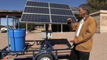 Renewable Energy: Solar Water Pump