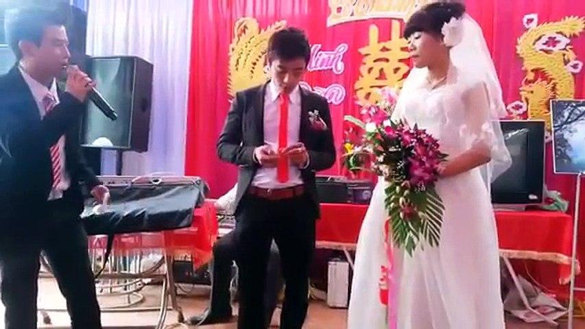 Clip Hài hước - MC đám cưới bựa nhất năm 2015 - Video hài   Godialy.com