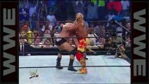 Brock Lesnar vs. Hulk Hogan- SmackDown, August 8, 2002 - Wrestling
