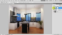 Pinoy 3DsMAX Tutorial: Post Production using Curve & Color balance in Adobe Photoshop