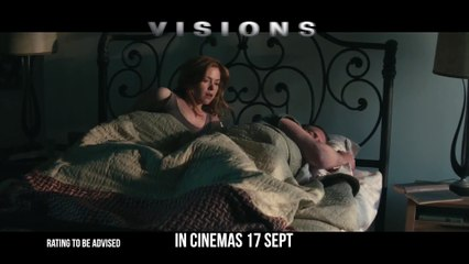 Visions Official International Trailer #1 (2015) - Isla Fisher, Jim Parsons Movie HD