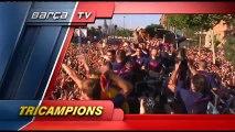 DIRECTO – Presentación del nuevo organigrama técnico del Área de Fútbol del FC Barcelona (REPLAY) (2015-08-06 12:55:40 - 2015-08-06 14:01:50)