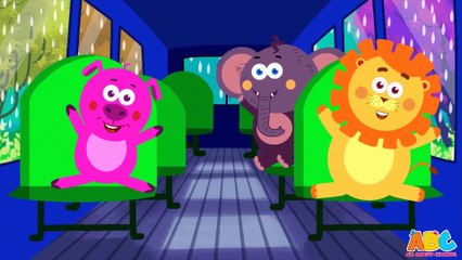 Abc Train Song and more Nursery Rhymes