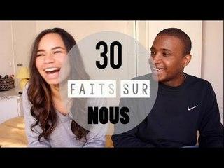 30 FAITS SUR NOUS | Cornerside