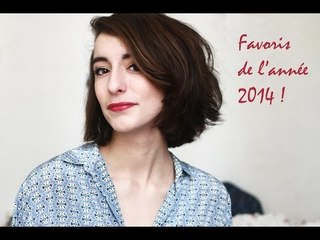 Mes favoris de l'année 2014 !