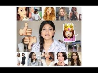 TAG '' Mon avis sur les Youtubeurs ! '' ( SANS TABOU )