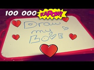 100 000 | Draw My Love | LeaChoue