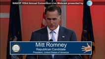 2012 NAACP Convention - Mitt Romney