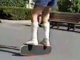 30yo video of Skateboard Legend Rodney Mullen! Most amazing Skateboard video ever