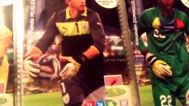 soccer cards Fifa world cup part 1