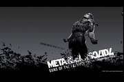 Metal Gear Solid 4 Guns of the Patriots OST ~ 022. Act Two: Solid Sun