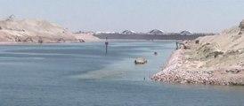 L'inauguration du canal de Suez à travers nos télés en 42 secondes