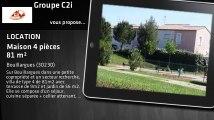 A louer - Maison/villa - Bouillargues (30230) - 4 pièces - 81m²