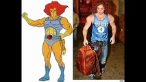 20 PEOPLE WHO LOOK SCARILY LIKE CARTOON CHARACTERS
