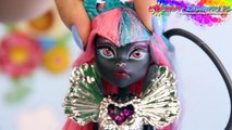 Catty Noir - City Schemes - Boo York, Boo York - Monster High - CJF27 - Recenzja