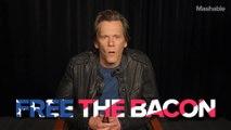 Kevin Bacon veut voir plus d'hommes nus au cinéma