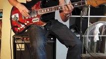 Hound Dog Taylor guitar Tiesco Kingston Kawai
