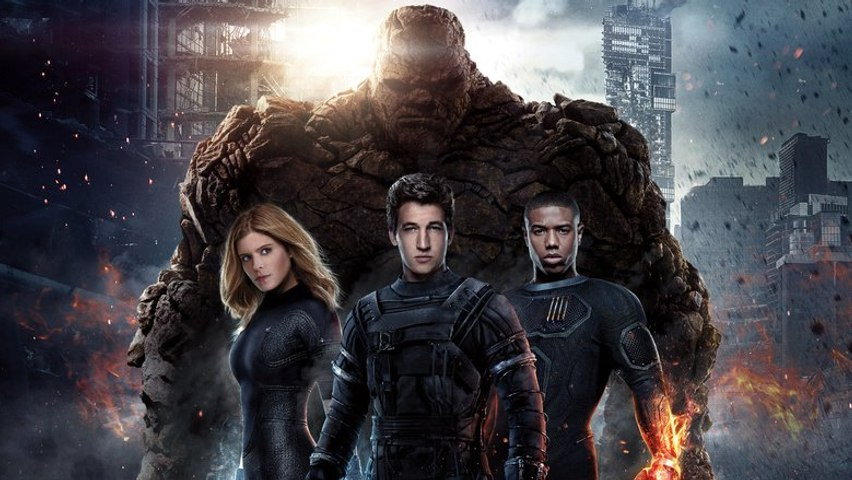 Fantastic Four Full Movie Streaming Online in HD