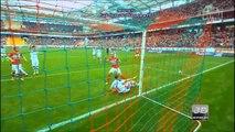 Спартак - ЦСКА 3-0 Все Голы & Опасные Моменты Чемпионат России (22/09/2013) HD