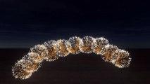 Fireworks Simulation - Nessun Dorma (from Turandot) (Giacomo Puccini)