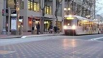 Tri-Met MAX - Portland Oregon - Light Rail Works!