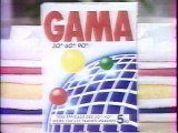 TF1 26 Avril 1992 4 Pubs, 3 B.A., Ciné Dimanche, TF1 Nuit, Météo, Le vidéo club