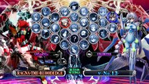 Blazblue Chrono Phantasma Extend - Calamity Trigger all over again