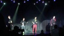 Backstreet Boys Cruise 2014 Group A: Brian Talking and Undone