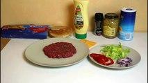 Hamburger  Royal Deluxe de Mcdo  FastGoodCuisine