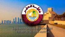 National Anthem of Qatar (دولة قطر) - As-Salam al-Amiri (السلام الأميري)