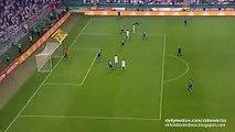 1-0 Michał Kucharczyk Goal | Legia Warsawa v. Kukesi - Europa League 06.08.2015