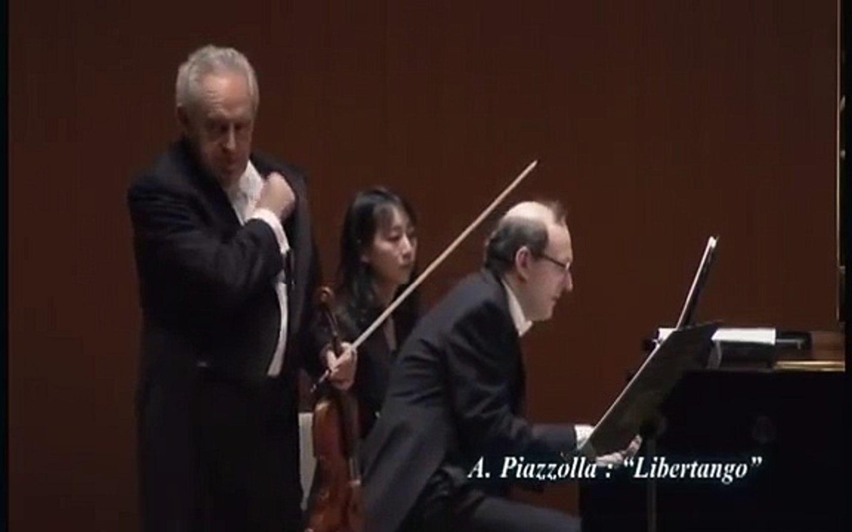 FELIX AYO violin MARCO GRISANTI piano - A PIAZZOLLA Libertango