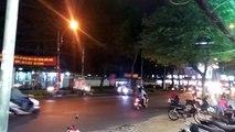 Police escort team - CSGT mở đường ở Sài Gòn 06082015